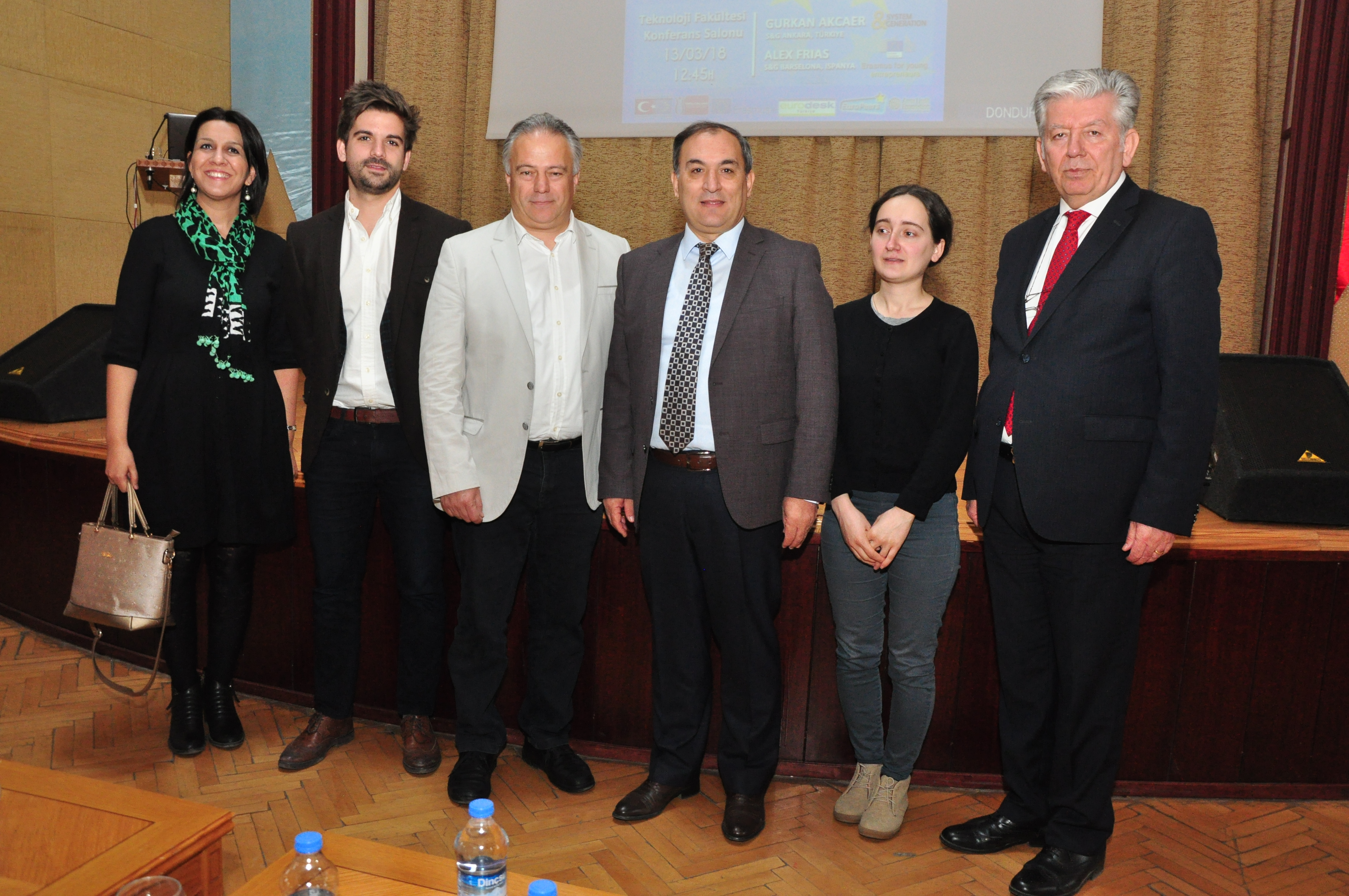Conference in Gazi university about ERASMUS+ programme