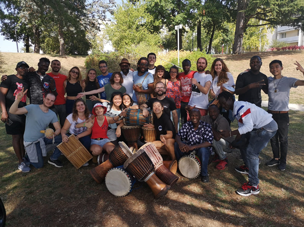 "YOUTH EXCHANGE ""MUSICAL APPROACHES TO DIVERSITY"""