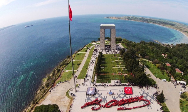 Canakkale through the eyes of a volunteer
